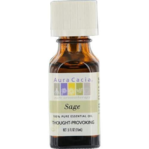 Preisvergleich Produktbild Aura Cacia Ätherisches Salbei-Öl,  14, 2 g