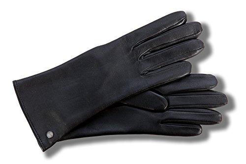 Roeckl Damen Handschuhe Nappaleder schwarz Gr. 7