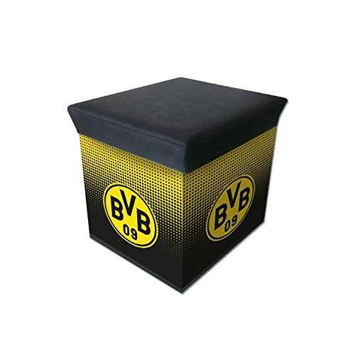Borussia Dortmund BVB-Sitzbox mit Emblem one Size
