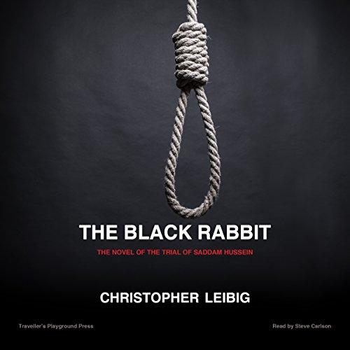 The Black Rabbit audiobook cover art