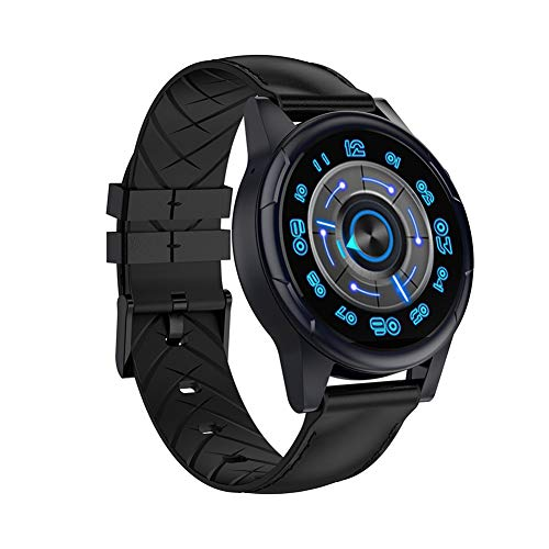 Oollifeng Fitness Tracker Bluetooth Smart Watch, telefoon IPS-display met 1,6 inch (3 GB/32 GB 4G WiFi, GPS, hartslagmeter, oproepen en berichten.