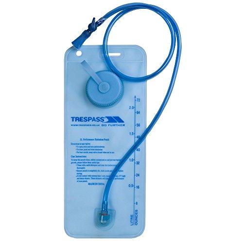 Trespass Hydration X - Réservoir d'eau (2 litres) (Taille unique) (Bleu)