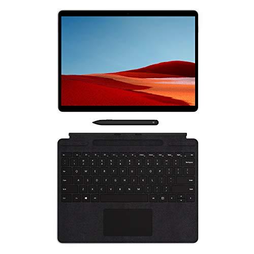【Microsoft ストア限定】3点セット: Surface Pro X ( Microsoft SQ1 / 8GB / 256GB / LTE / ブラック) + Surface Pro x Signature キーボード スリムペン付き