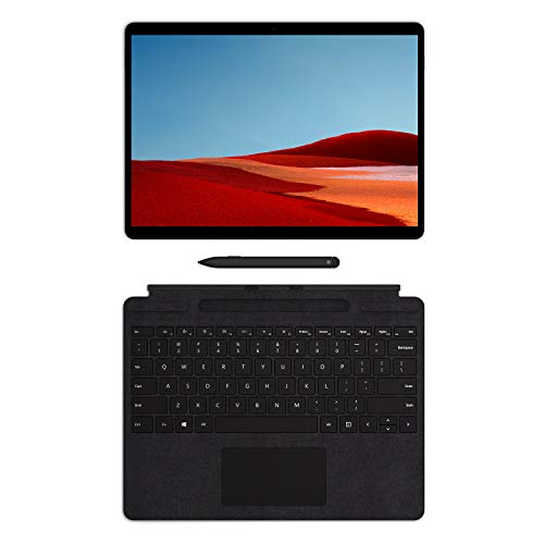 【Microsoft ストア限定】3点セット: Surface Pro X ( Microsoft SQ1 / 8GB / 256GB / LTE / ブラック) + ...