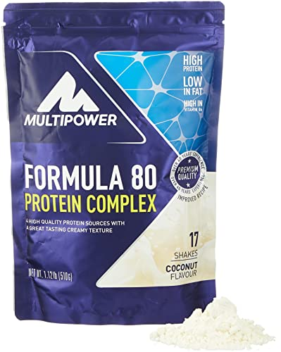 Multipower Formula 80 Cocco 510g