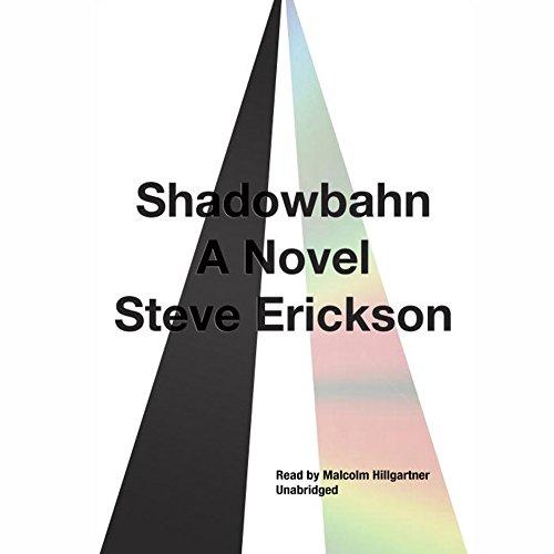 Shadowbahn audiobook cover art
