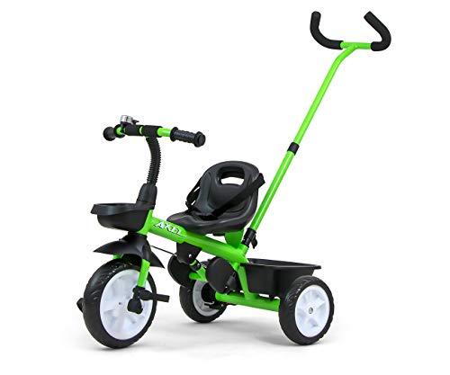 Milly Mally 5901761125498 Axel Green - Bicicleta de tres