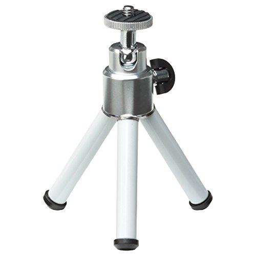 Hakuba Mini-Stativ e-Pod 3 Mini 5-Stufen-Teleskop Pearl White H-EP3S-PW