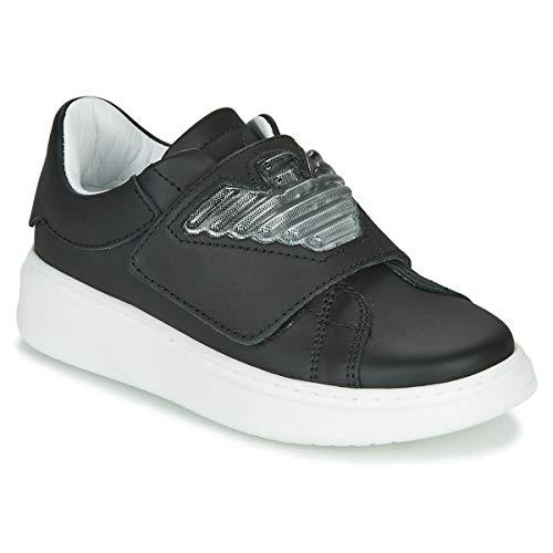 Emporio Armani Xyx014-xoi08 Sneaker Kind Schwarz - 30 - Sneaker Low Shoes