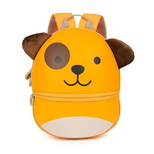 Boppi Tiny Trekker Kinderrucksack für Reisen (4 Liter) - Hund