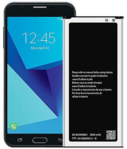 for Samsung Galaxy S5 SM-G900V / SM-G9006V Replacement Battery EB-BG900BBU