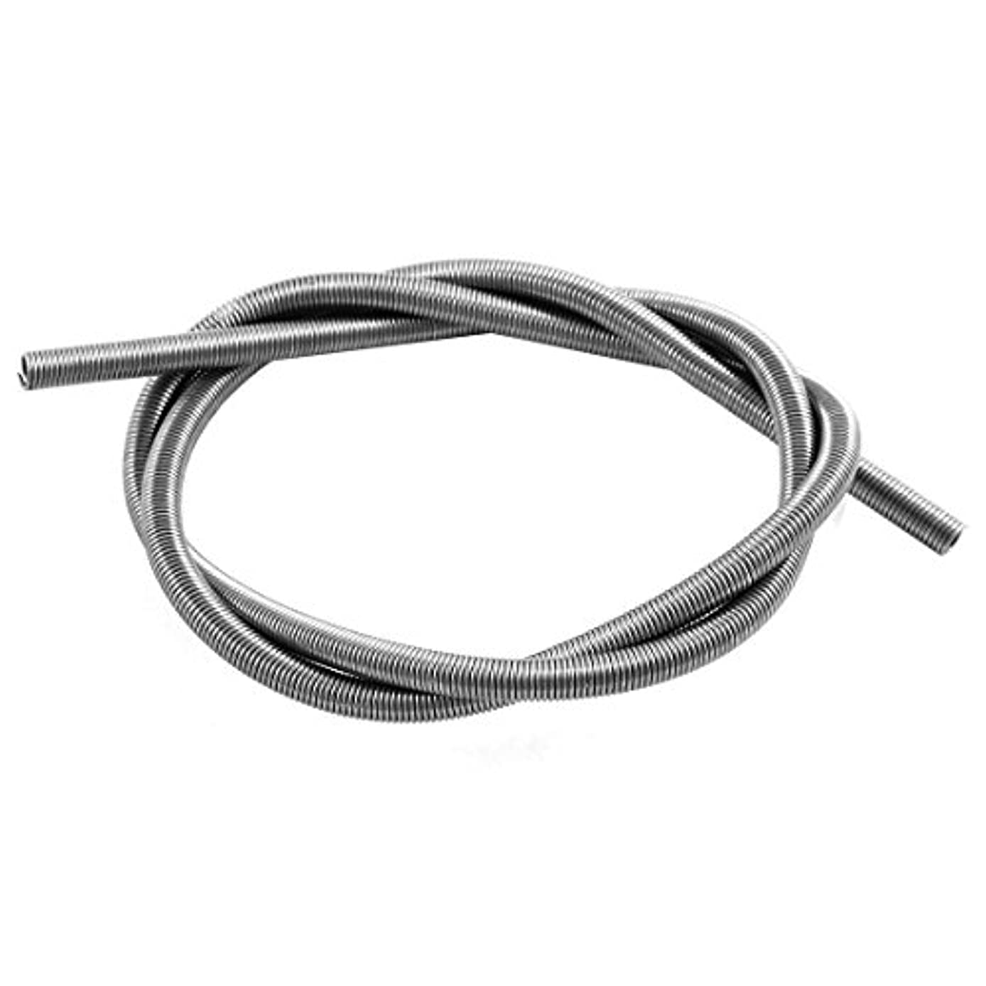 Aexit AC 220V Temperature & Humidity 1500W Metal Heating Element Coil 57cm Long Temperature Controllers Silver Tone