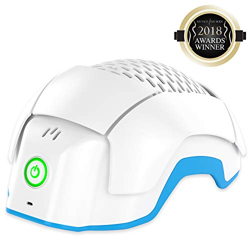 Theradome PRO LH80 - Medical Grade Laser Hair Growth Helmet - FDA Cleared for Men & Women. Promotes Hair Regrowth and Prevents Further Hair Loss with Premium...