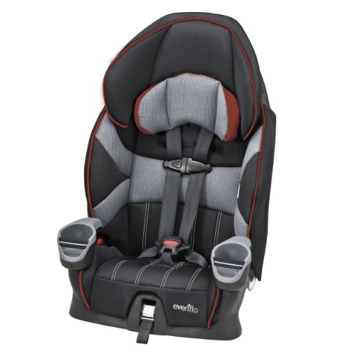 Evenflo Maestro Booster Car Seat, Wesley
