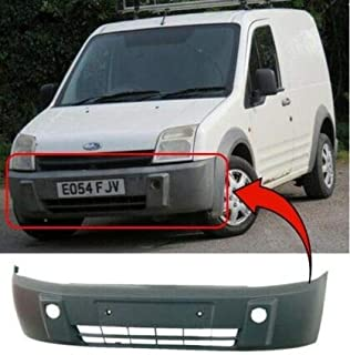 2003-2006 Ford Transit Connect Front Bumper Without Fog Light Holes New