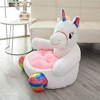 Stuffed Animals Cartoon Lovely Animals Skin Cover Teddy Bear Panda Unicorn Duck Kids Sofa Chair Plush Toys Seat Baby Nest ...