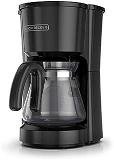 BLACK+DECKER CM0700B 5-Cup Coffee Maker