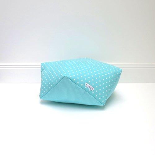 Blausberg Baby - Coussin de sol pour enfant chambre - turquoise