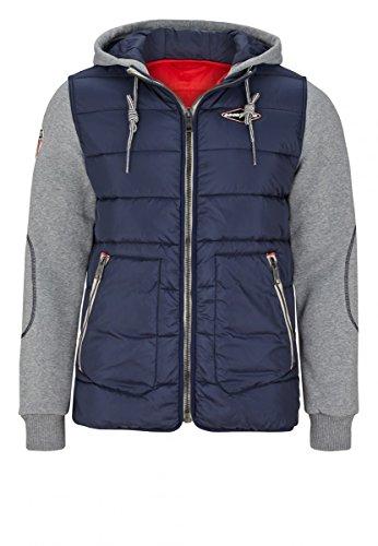 Goodyear Fashion Wexford, Giacca Uomo, Navy Scuro, S