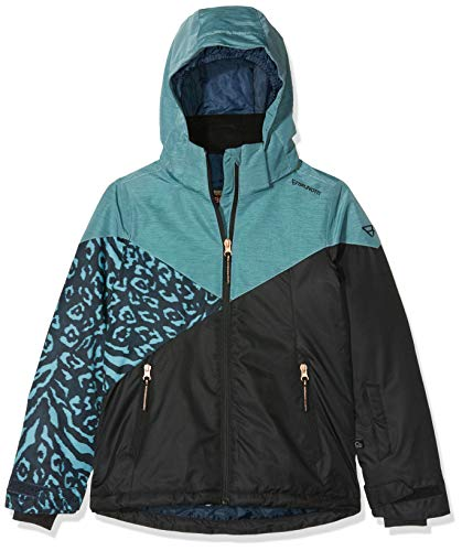 Brunotti meisjes Sheerwater JR Girls snowjacket jas, Polar Blue, 128.0