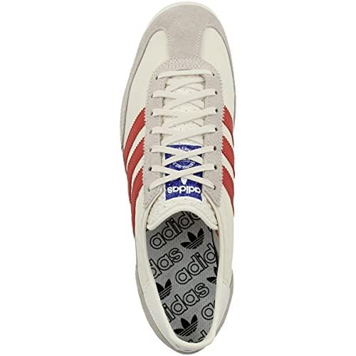 adidas SL 72, Zapatillas Hombre, Chalk White/Red/Power Blue, 42 2/3 EU
