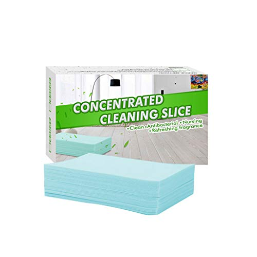 Floor Cleaning Tablets Tile Dust Stains Remover Polished Floor for Home Cleaning Home & Garden Cleaning Supplies 清洁用品