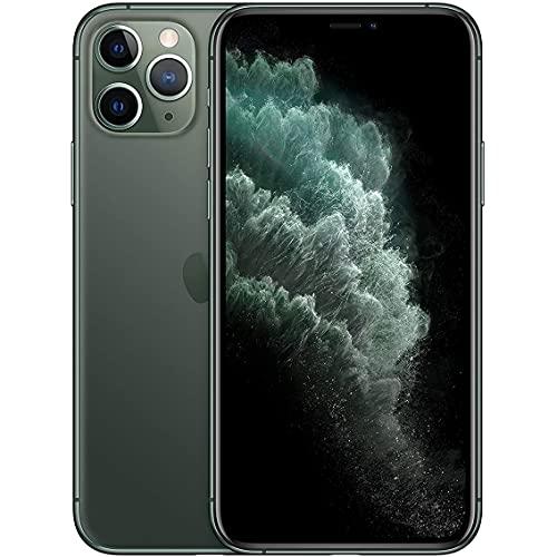 Telefono movil Smartphone reware Apple iPhone 11 Pro 256gb Green 5.8pulgadas - reacondicionado - refurbish - Grado a+