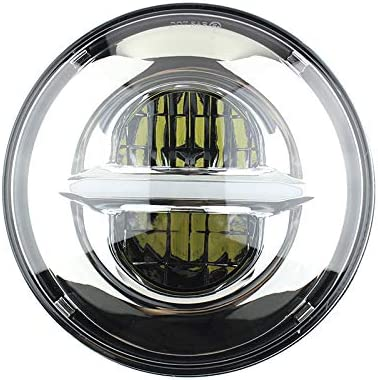 Same day shipping Akmties 5.75 LED Headlight Safety and trust Motorcycle for Projector Bob N Street