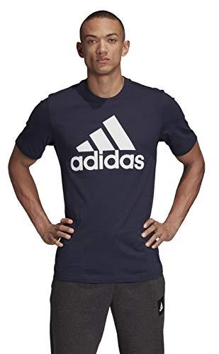 adidas Herren MH Bos Tee T-Shirt, Legink, L