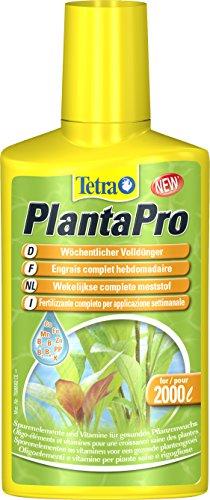 TETRA PlantaPro - Fertilisant liquide pour plante d'Aquarium - 250ml