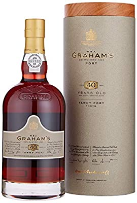 Graham's 40 Year Old Tawny Port, 75 cl