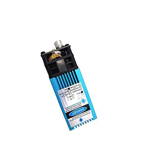12 v láser módulo 15W 450nm láser azul máquina de grabado accesorios 15000 mw grabado de acero inoxidable
