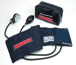 EASTSHORE Manual Blood Pressure Cuff Aneroid Sphygmomanometer for Adult, Large