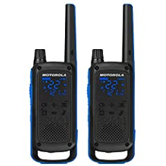 Radio control settings, Bluetooth connectivity, off-gridgroup messagingorbroadcasting, offline location sharing and tracking, easy group communication, andemergency location. With 22 channels and 121 privacy Codes, totaling 2, 662 Combinations,...
