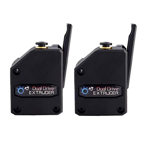 3D Printer Extruder Dual Drive BMG Cloned Bowden Accessories 1.75mm Filament Universal 2PCS Practical Life Tools