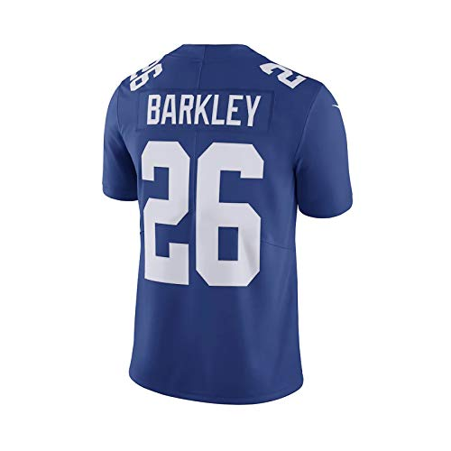 #26_Barkley Team Color Vapor Untouchable Limited Football Jersey Youth-Royal S