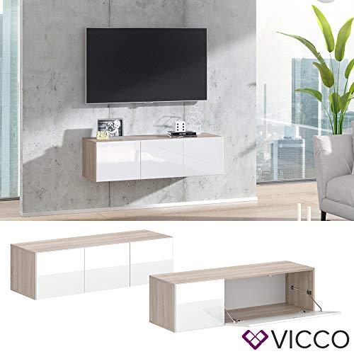 Wohnwand – Vicco TV Board Cumulus hängend kaufen  Bild 1*