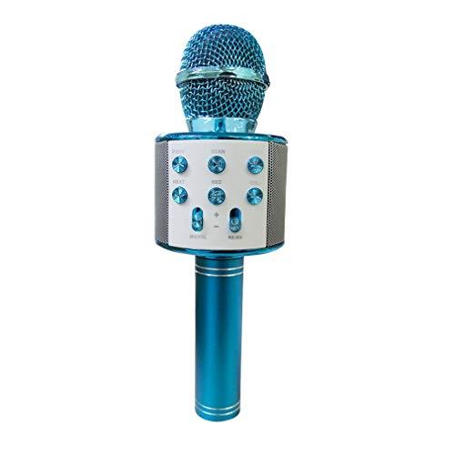 812855 Micrófono altavoz inalámbrico alta calidad graba y escucha tus canciones