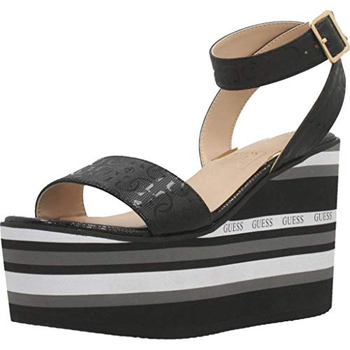 Guess Art FL6RMDFAL03 sandaal Moda Zeppa hak hoog