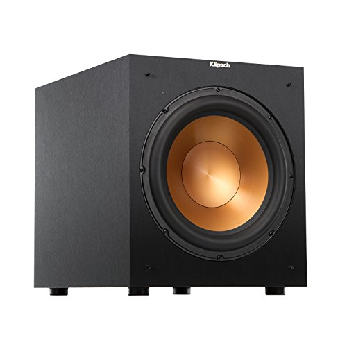 Klipsch R-12SW 400W All-Digital Powered Subwoofer $149.99