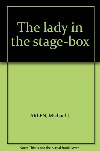 The lady in the stage-box