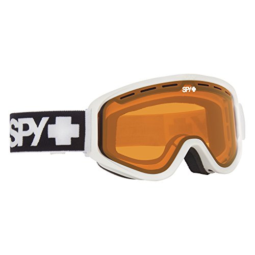 Spy Optic Woot Matte White/Persimmon One Size
