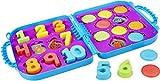 Hasbro - Playskool - Sesame Street Cookie's On The Go Numbers