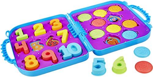 Sesame Street Playskool Cookie Monster's On The Go Numbers