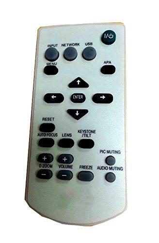 CLOB Compatible Universal Projector Remote Control for SONY projector - Model: VPL-EX1.