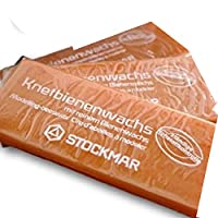Stockmar Modelling Beeswax - 3 Pieces Natural by Stockmar