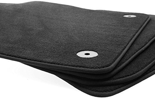 AZUGA Premium Velours Fußmatten fahrzeugspezifisch AZ14000132