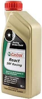 Castrol React SRF Racing ALL78115 Brake Fluid