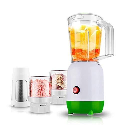 Barir Professionelle Blender for Shakes und Smoothies, Multi-Funktions-Smoothie-Hersteller, Mehrteilige Klage for Fleisch, Obst, Gemüse, Nüsse