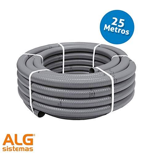 Hidrotubo PVC reforzado para desagüe aire acondicionado
